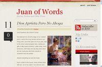 Juanofwords